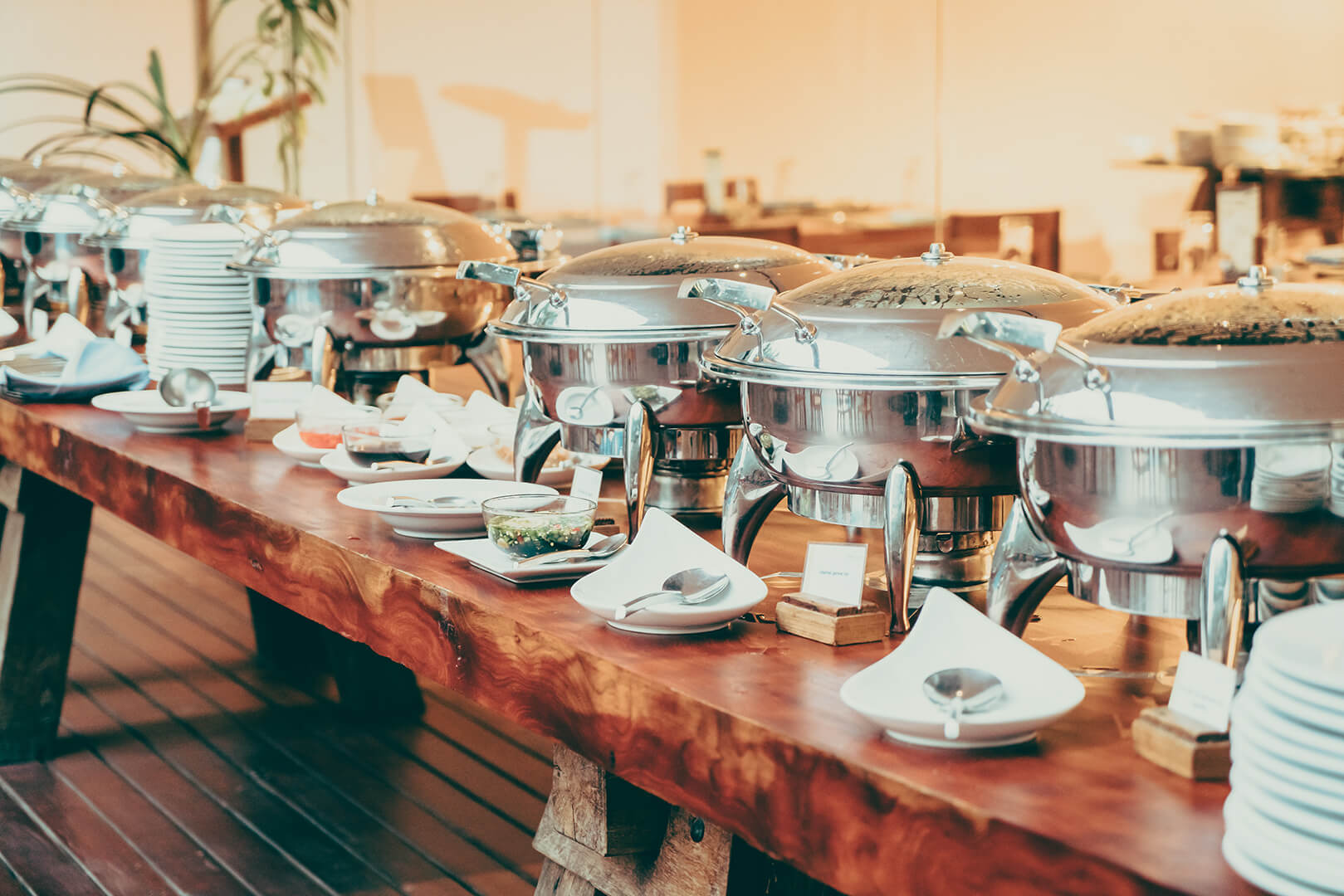 catering services background